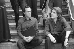 Une Autre Odyssée – Échange avec Alexandros Markeas et Frédéric Bétous